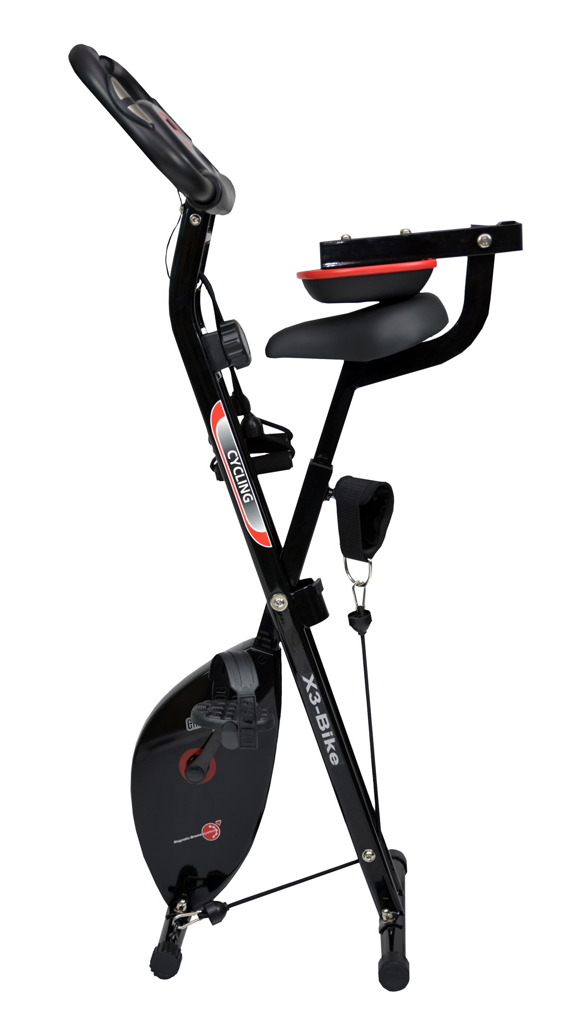 Klappheimtrainer X3 Bike