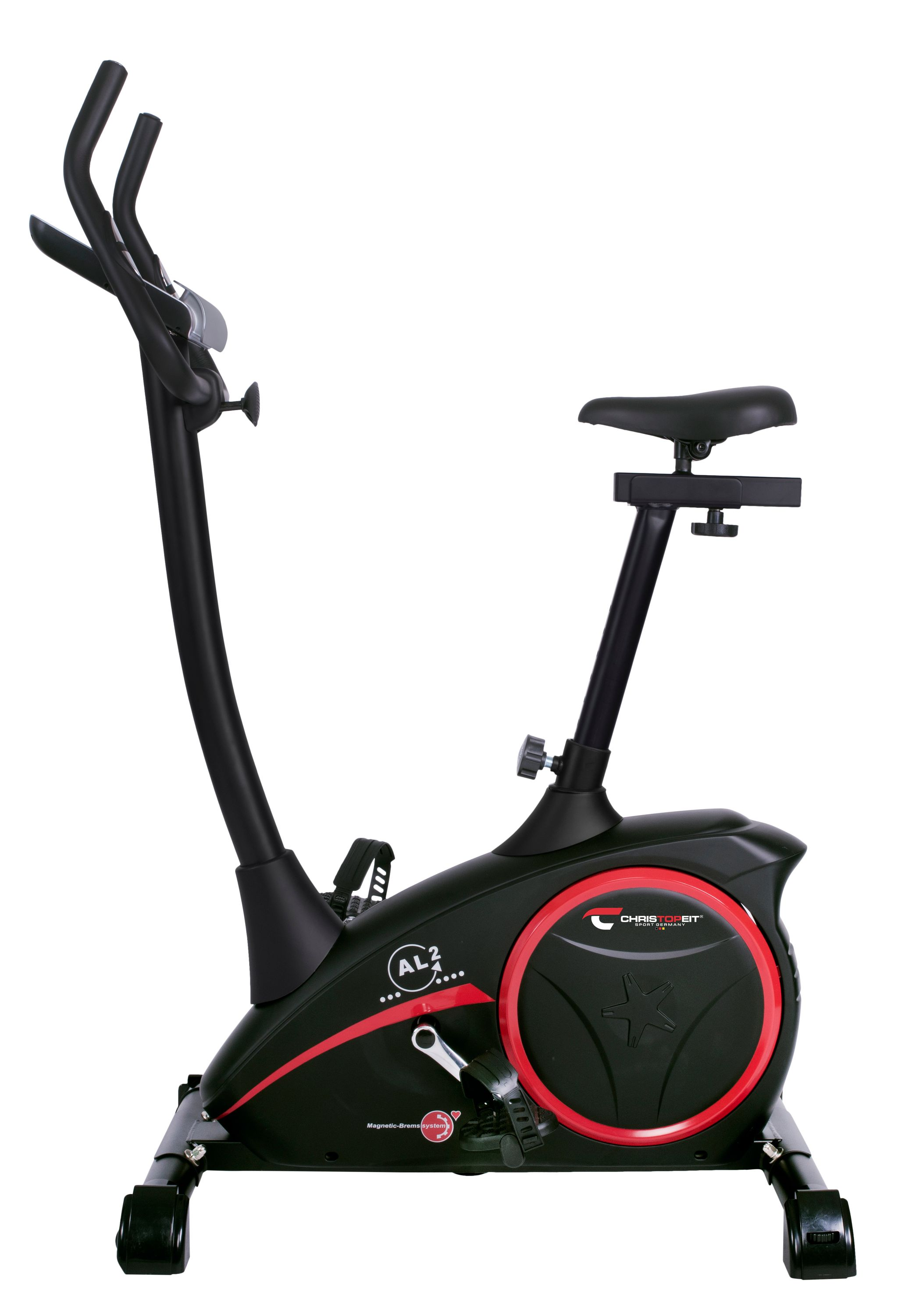 Ergometer AL 2 — Black Edition