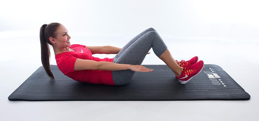 NBR-Fitnessmatte