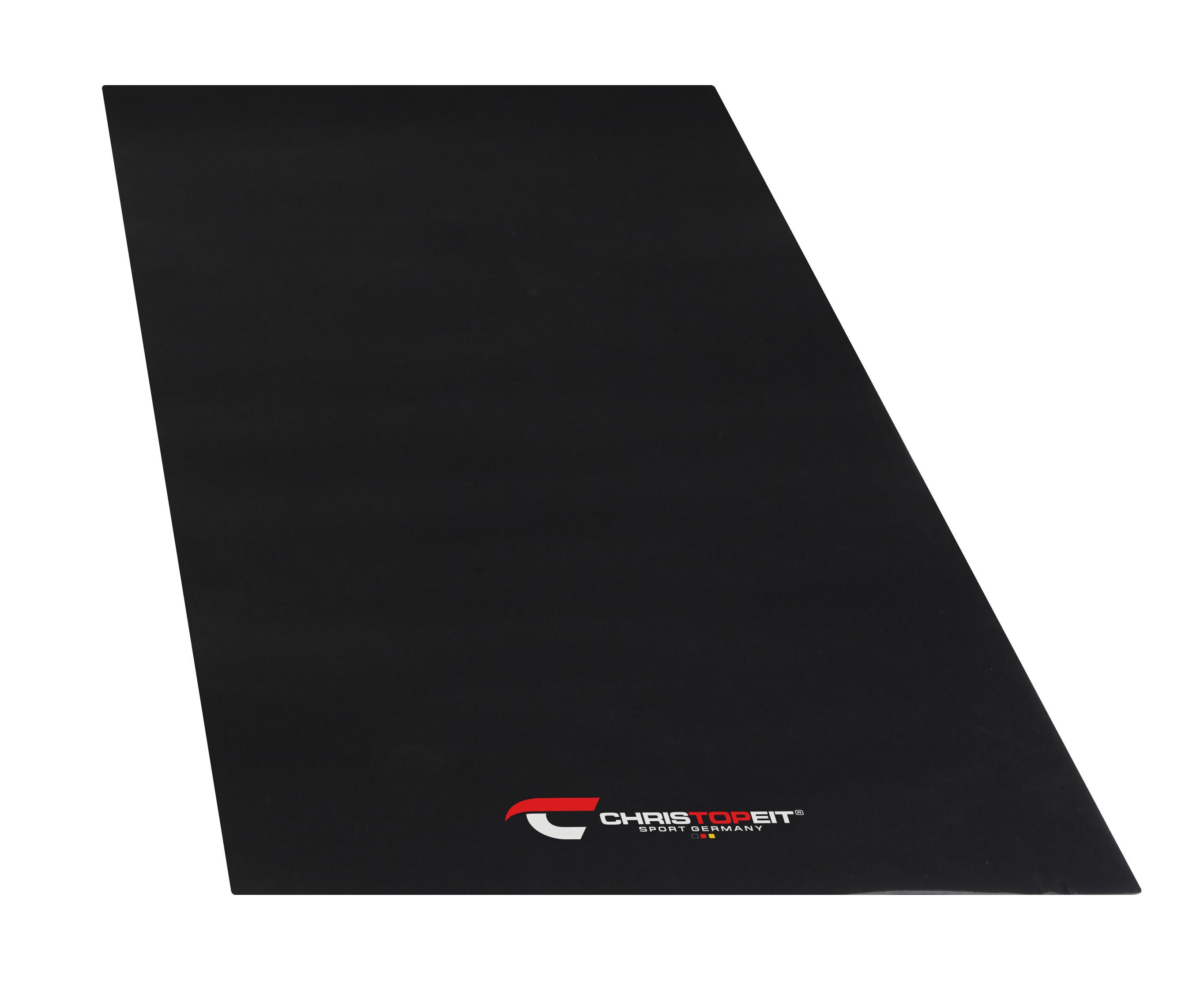 Bodenschutzmatte XL - Für Laufbänder und Fitness-Stationen
