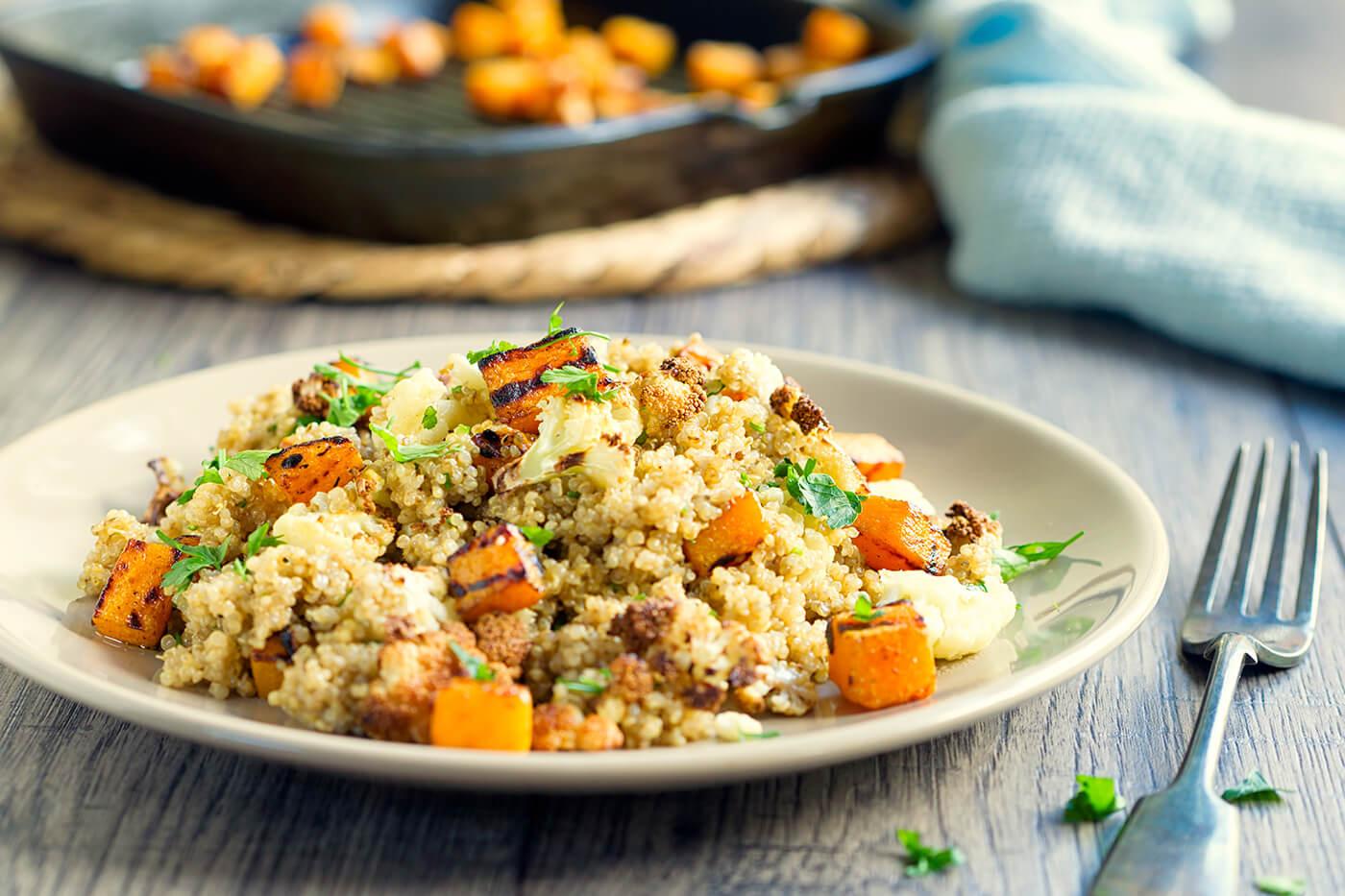 Superfood-Quinoa