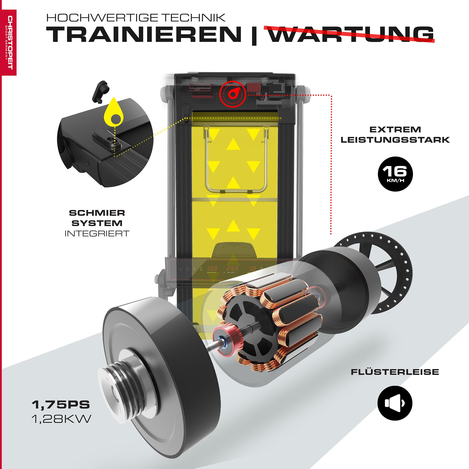 Laufband TM 750S
