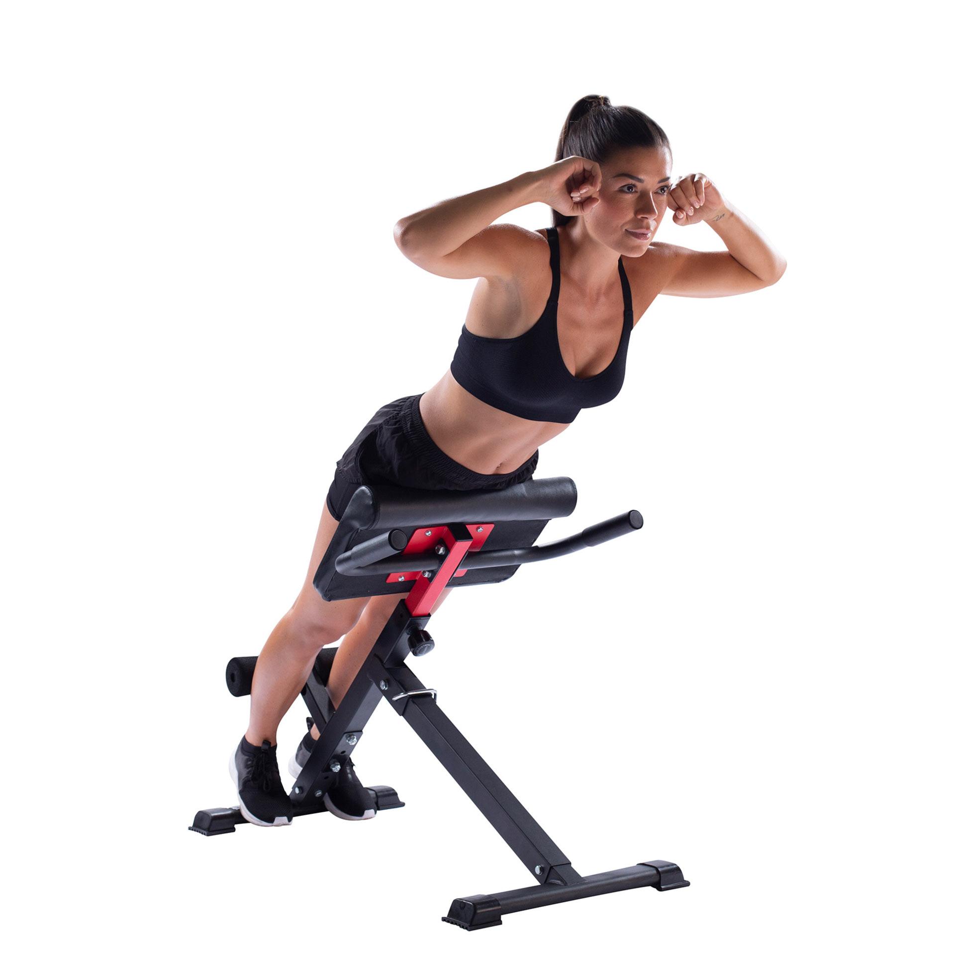 Bauch- und Rückentrainer AB 1000
