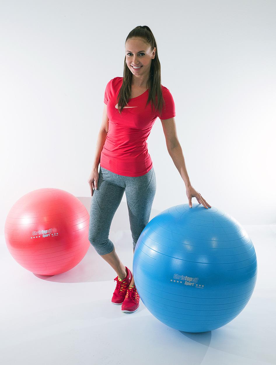 Gymnastikball 75 cm Ø
