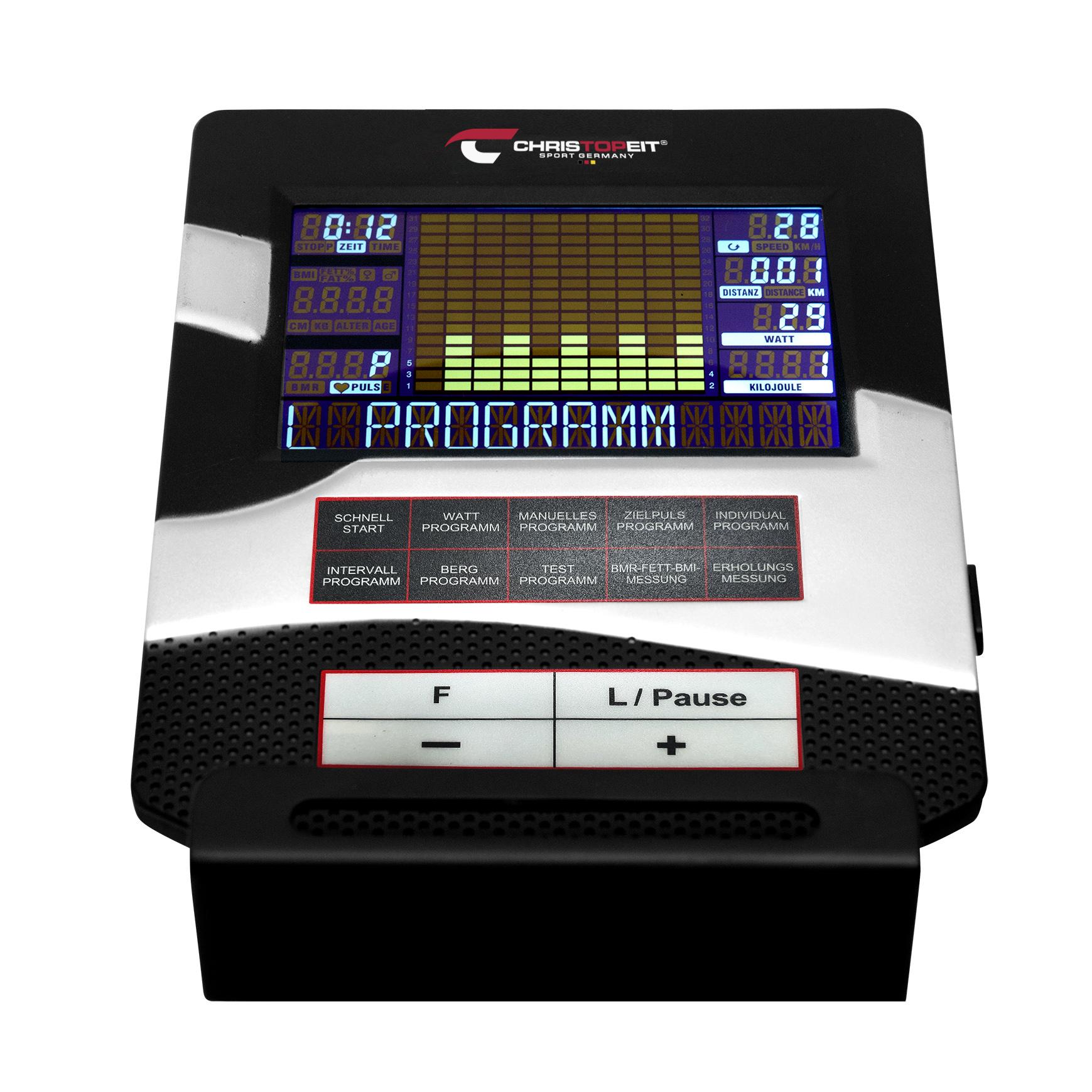 Crosstrainer-Ergometer CXM 7