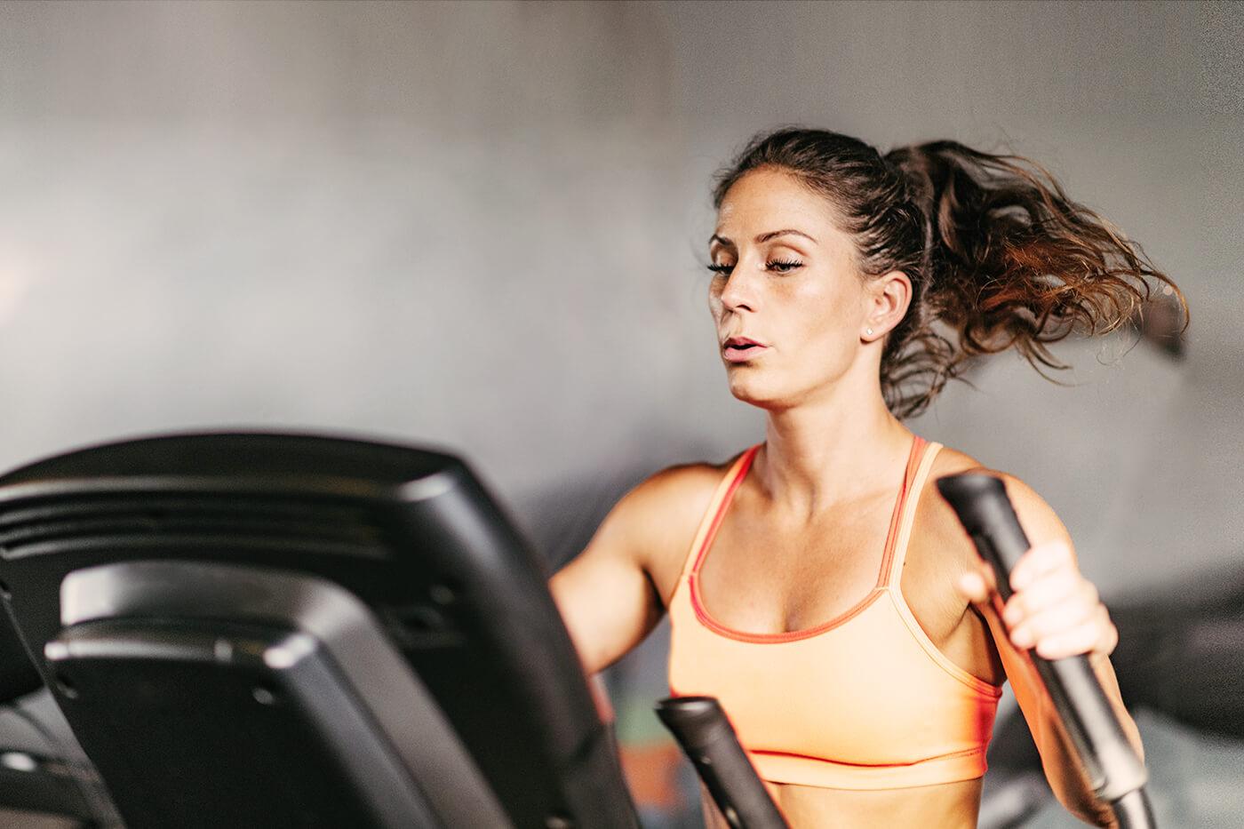 Crosstrainer – Kraft- und Ausdauertraining in einem!