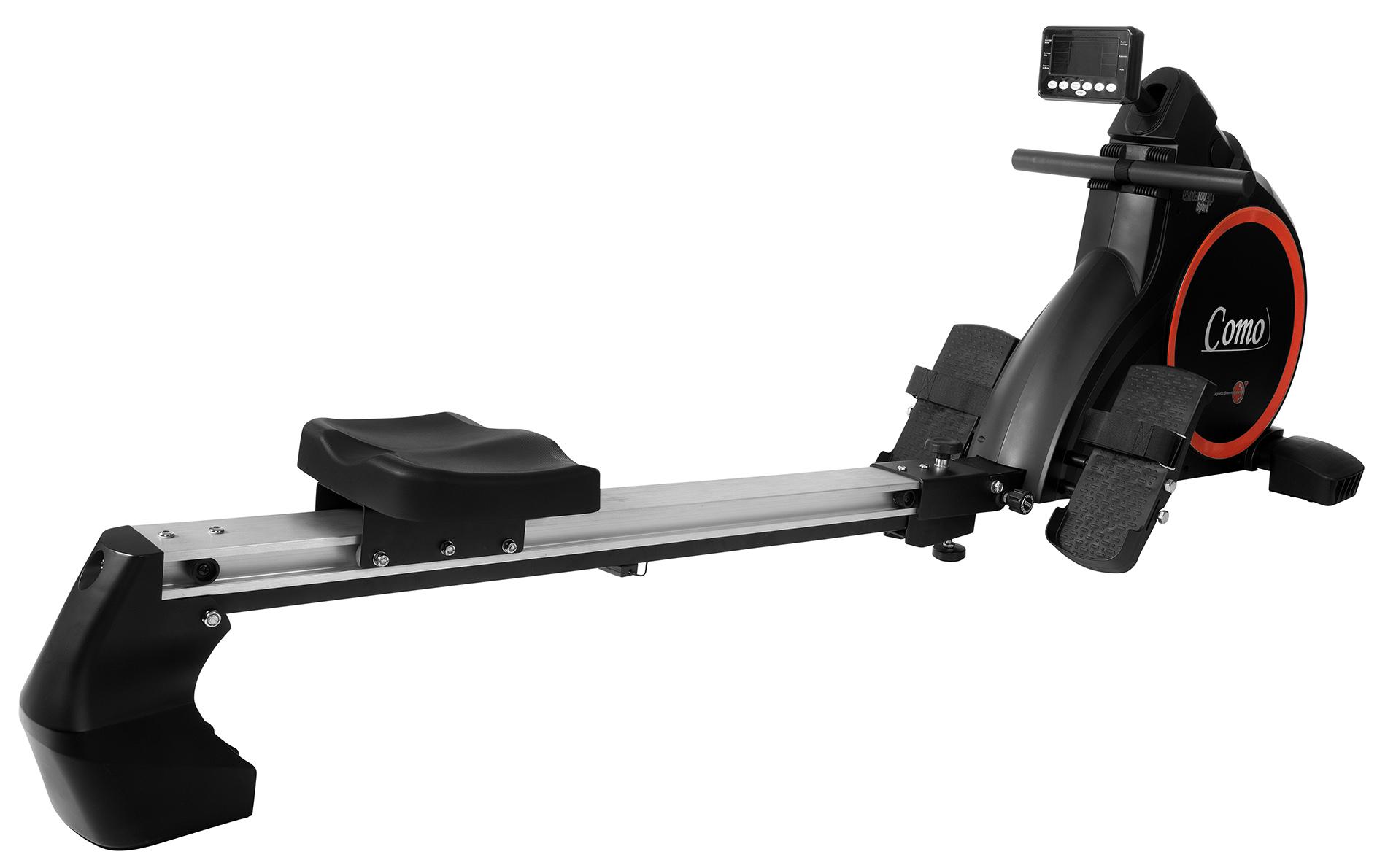 Ruderzugmaschine Como – Black Edition
