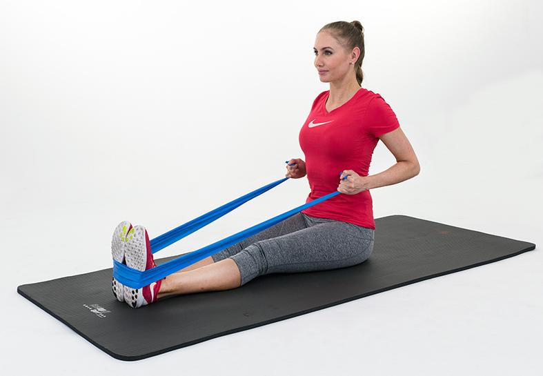 Gymnastikbänder     (3er-Set)